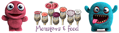 monsters and food